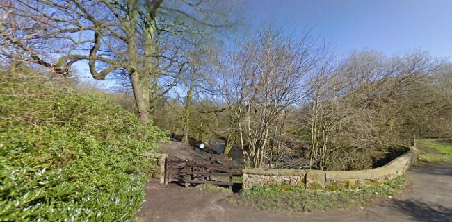 Foxhills Nature Reserve in Oswaldtwistle