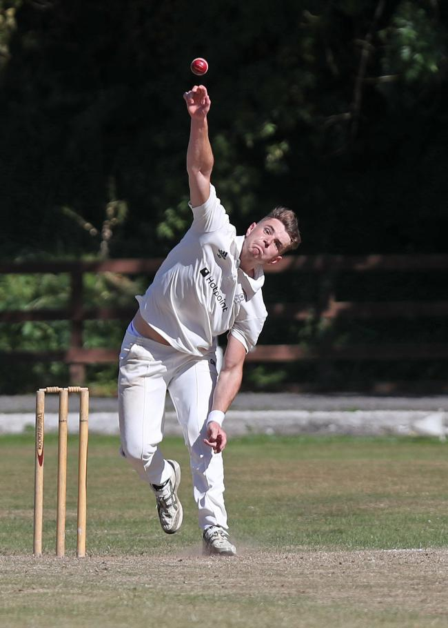 Jonathan Beech, who is in his second season as captain of Barnoldswick, is hoping to guide his team back up to Section A at the first attempt