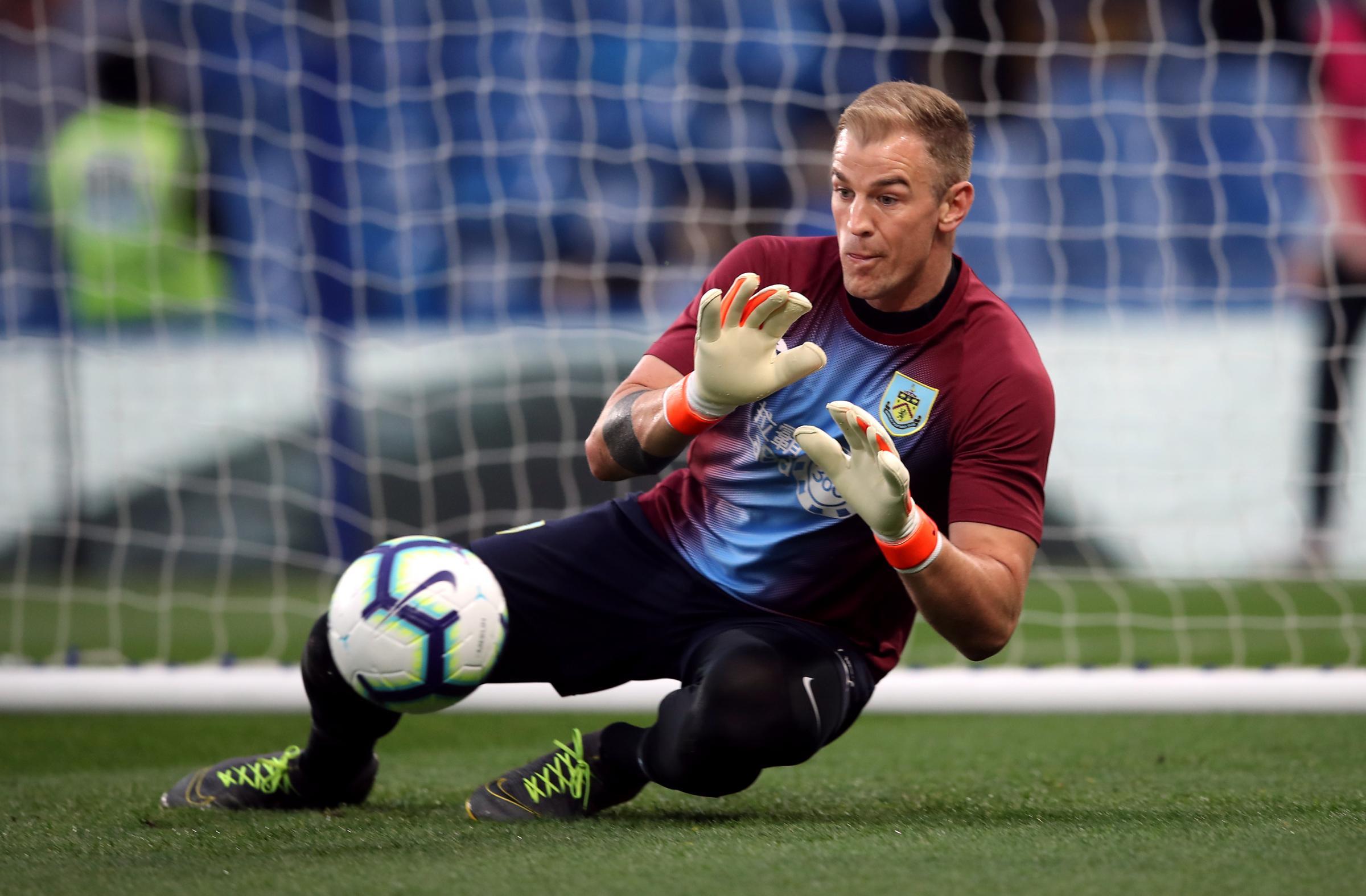 Burnley goalkeeper Joe Hart linked with Lille move
