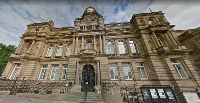 Burnley Council town hall