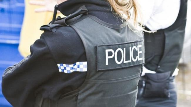 Counter terrorism police carried out raids last week