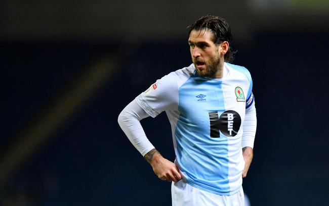 Rovers striker Danny Graham