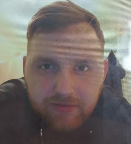 Scott Dixon is missing from his home in Burnley