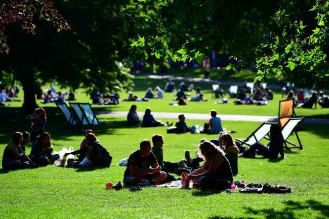 East Lancashire set for hot week