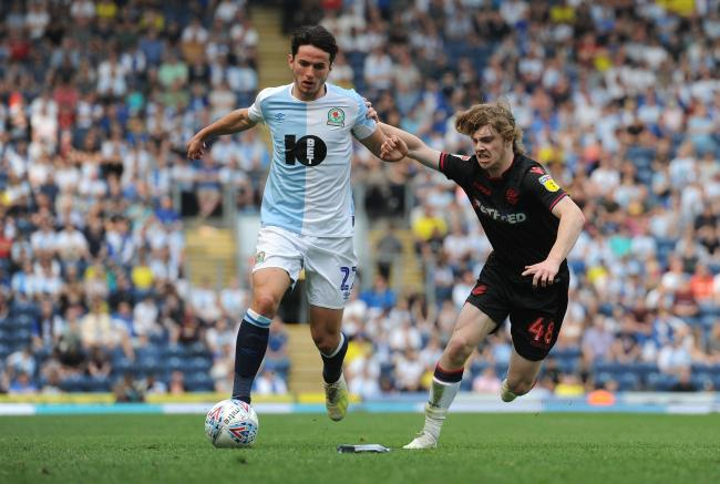 Lewis Travis enjoyed a breakthrough campaign at Ewood Park last season