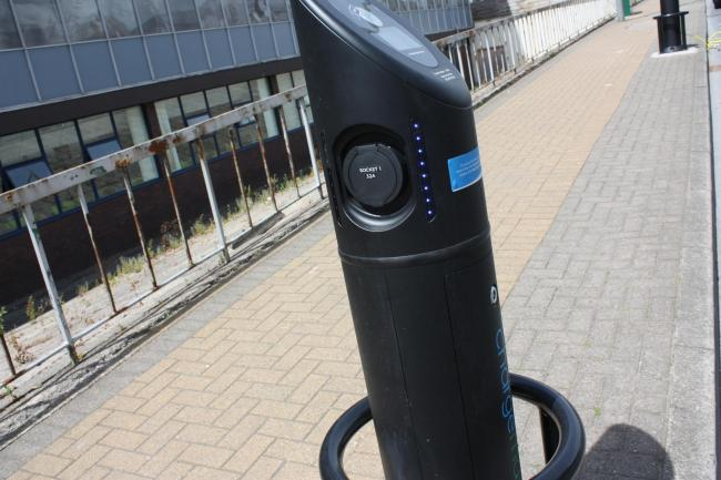 More electric charging points for cars are to be installed across Burnley