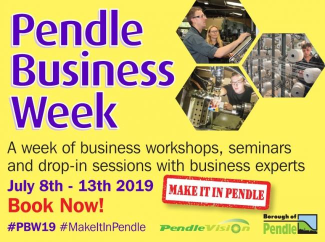 Pendle Business Week