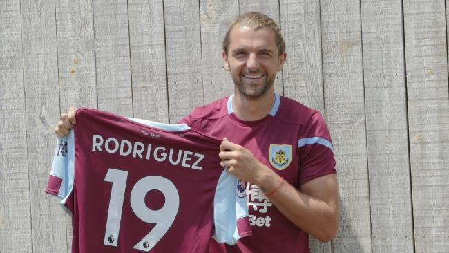 Jay Rodriguez off the mark as Burnley play double header
