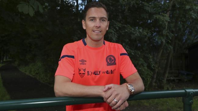 Stewart Downing is settling into life at Brockhall
