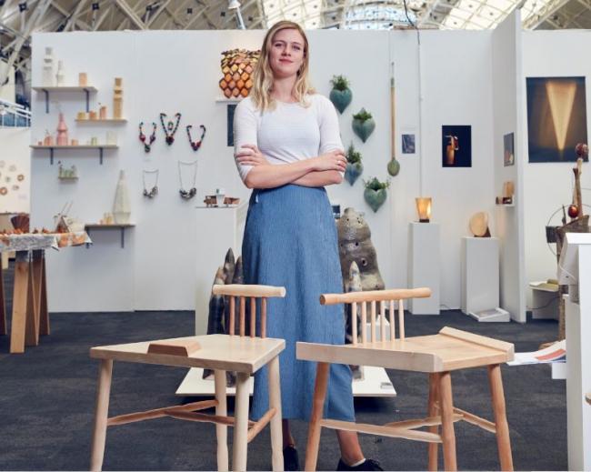University Student Designs Chair To Stop Manspreading Lancashire Telegraph