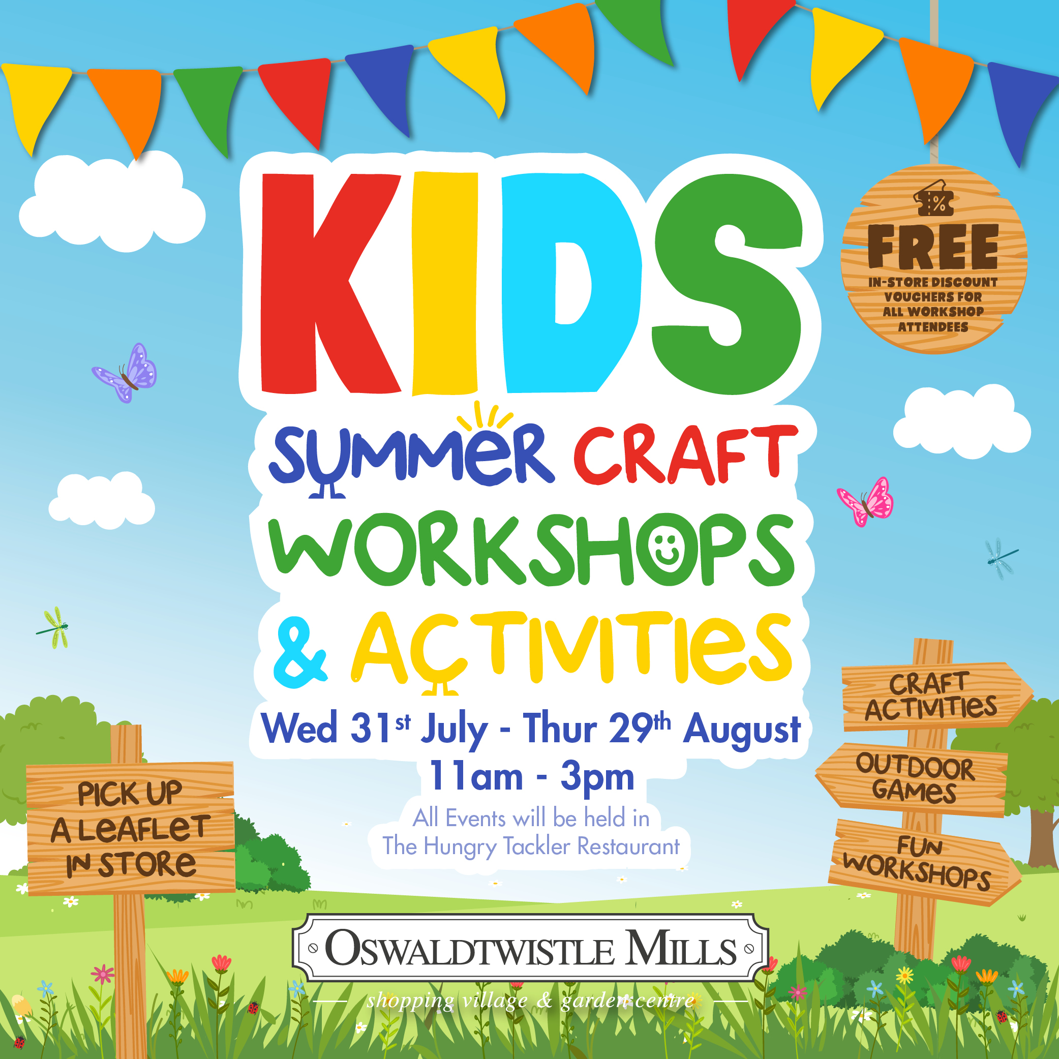 Kids Summer Events – Hold A Live Starfish & Craft