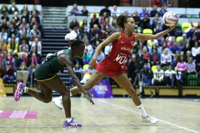 England captain Serena Guthrie is relishing the start of the Netball World Cup in Liverpool