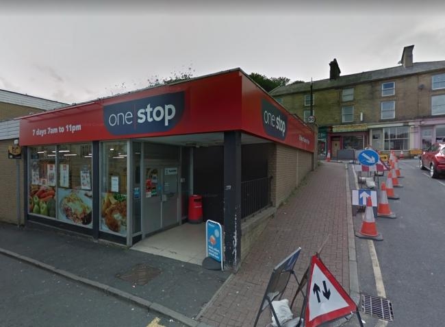 One Stop, King Street, Bacup