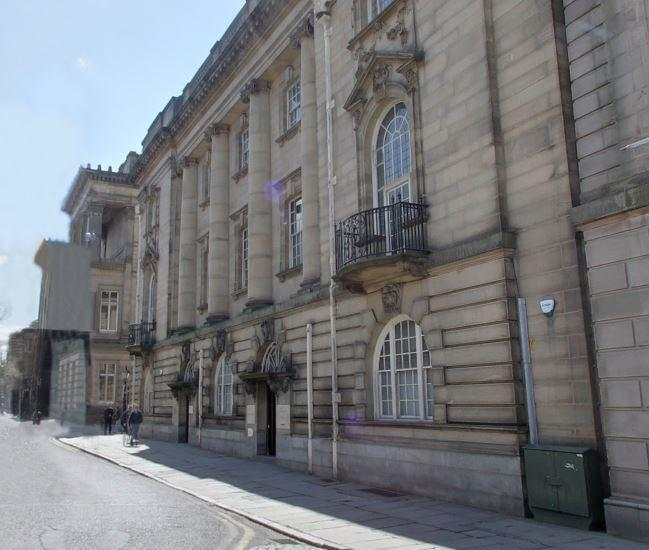 Sessions House, Preston Crown Court