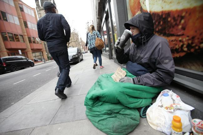 Homeless people face barriers to GP services
