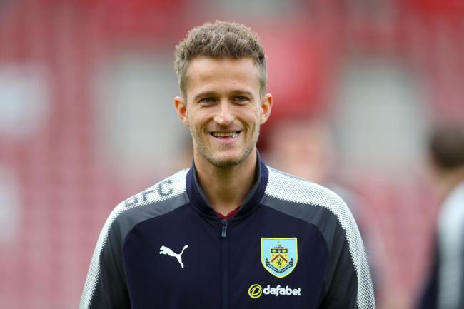 Ex-Claret Anders Lindegaard will be coached by Henrik Larsson at Helsingborg