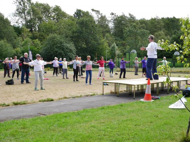 Free Tai Chi to return to Nelson park for fifth year running