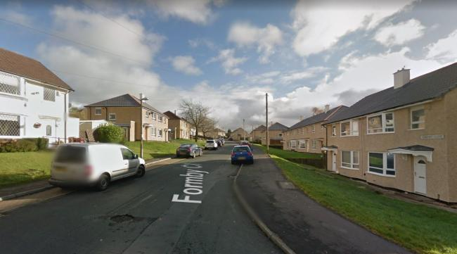 General view of Formby Close in Blackburn PIC: Google Maps