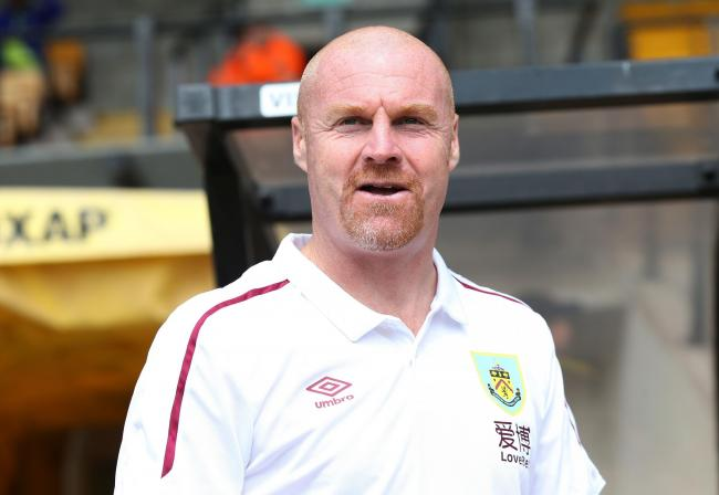 Sean Dyche was pleased with what he saw