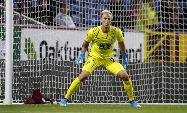 Joe Hart has continually been linked with a move away from Turf Moor