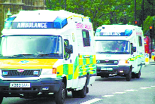 FEARS: Ambulance workers have voiced concerns about the control centre