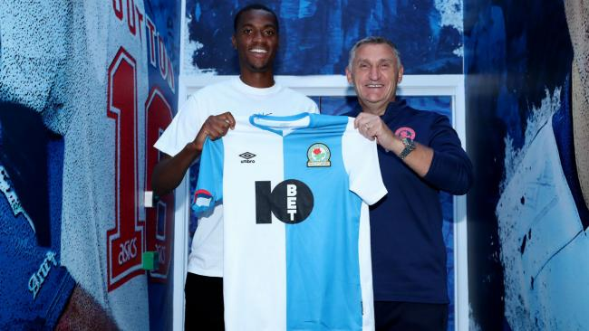 Rovers signed Tosin Adarabioyo on a season-long loan deal from Manchester City