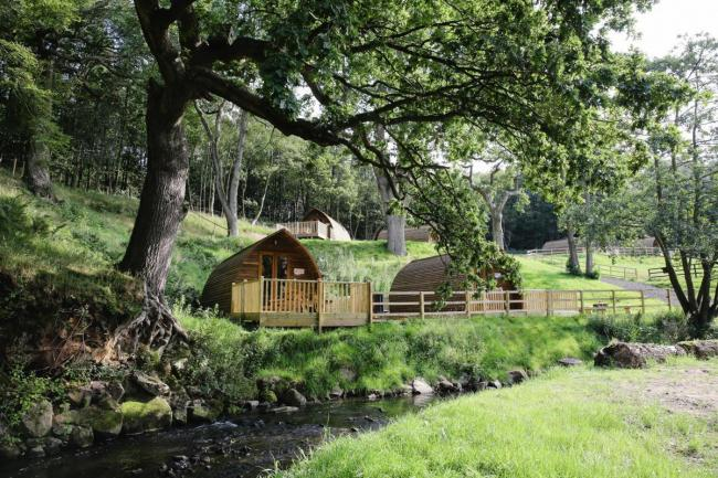 More glamping pods will be installed at Moorgate Farm in Langho
