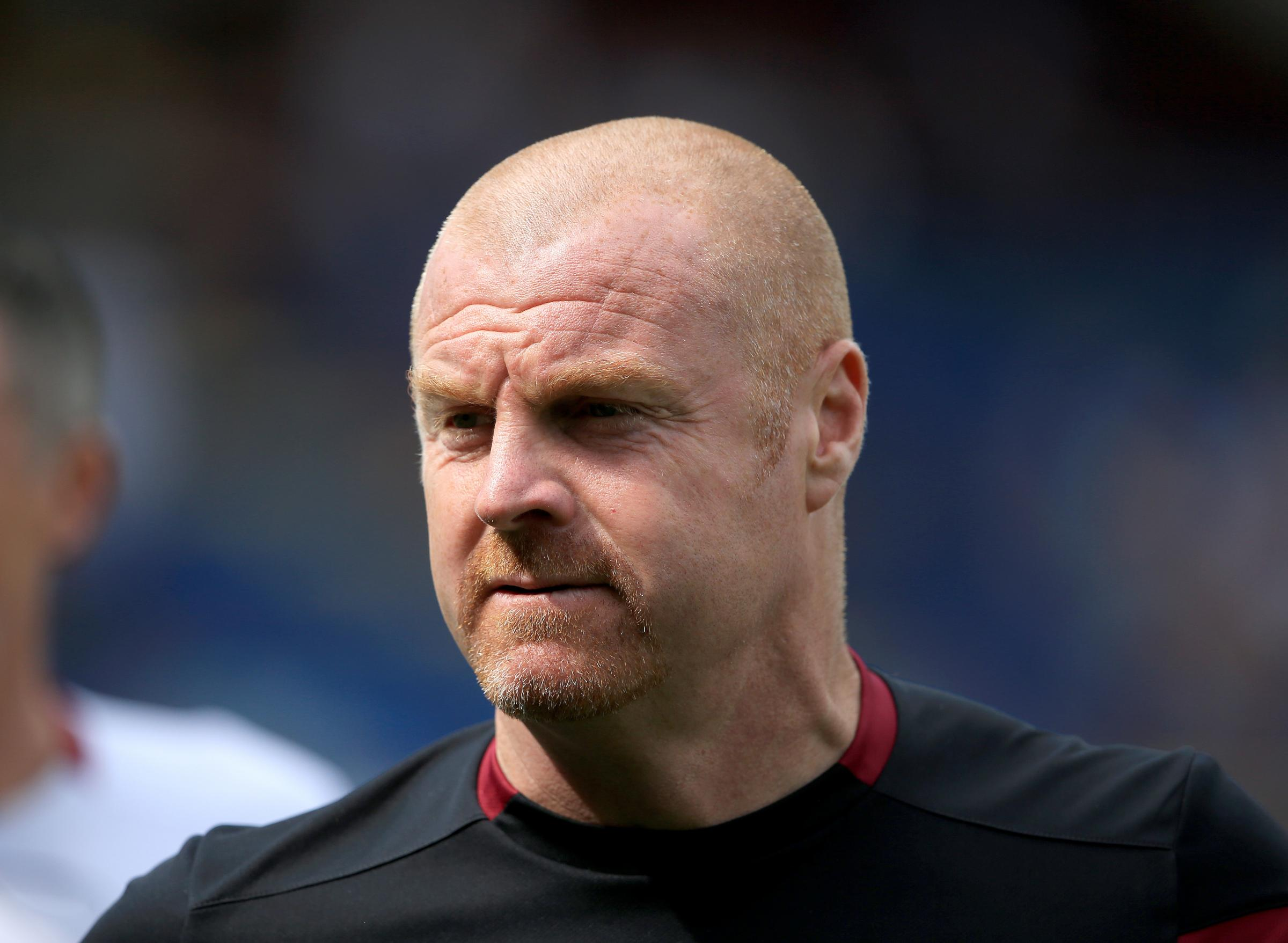 Burnley boss on Tranmere workout and Chris Wood's return