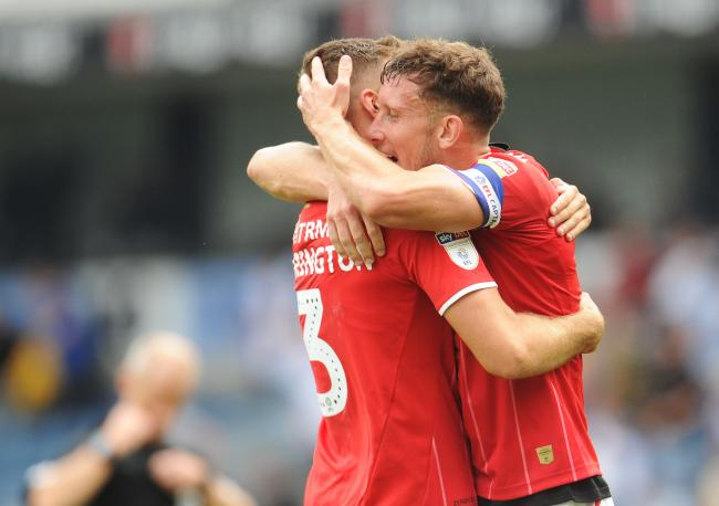 Charlton left Ewood Park victorious on Saturday
