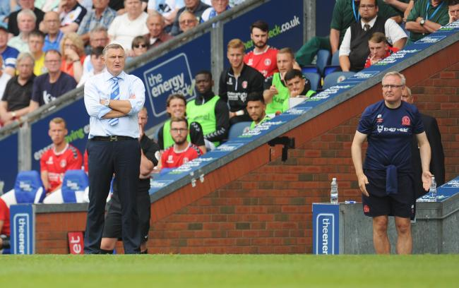 Tony Mowbray is targeting a strong September for Rovers