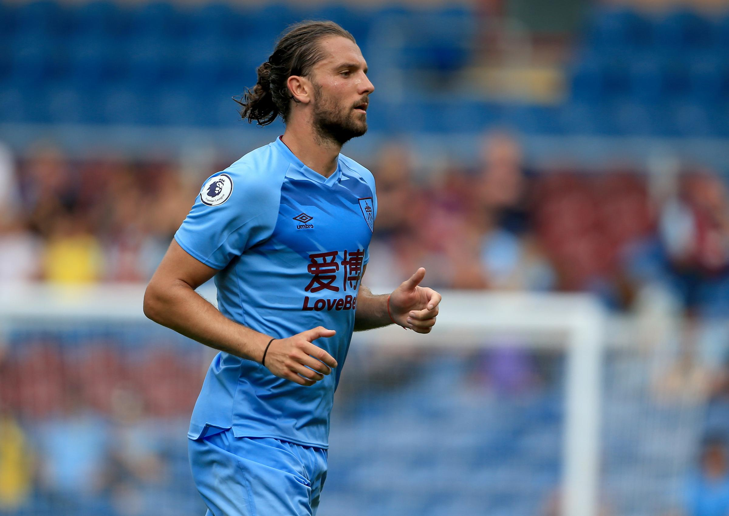 Jay Rodriguez is happy to be back in Burnley | Lancashire Telegraph