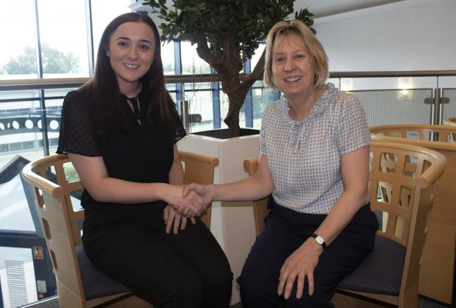 Family law firm puts faith in local recruitment