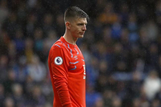Nick Pope admitted it was tough to keep his spirits up during his injury lay-off