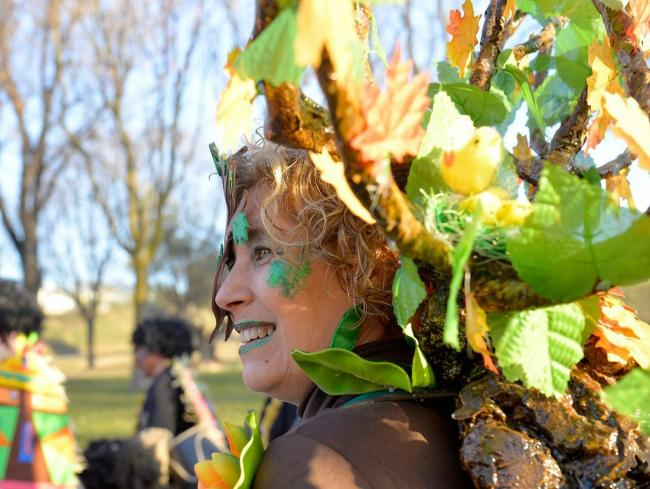 Young people will be encouraged to make colourful costumes for the new Our Precious Planet parade