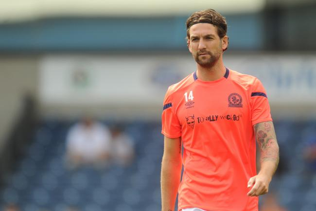 Charlie Mulgrew has returned to Rovers from Wigan