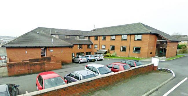 Addison Court care home in Accrington