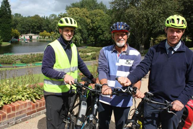 eBikes bought by Burnley Council