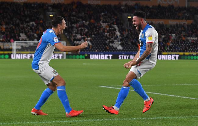 Stewart Downing and Derrick Williams impressed for Rovers at Hull City