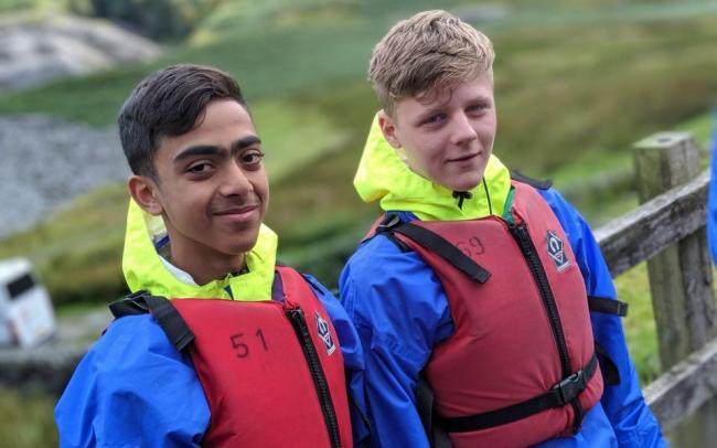 Trip Away To Help Blackburn With Darwen Teens Develop Action Plan Lancashire Telegraph