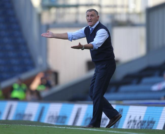 Rovers boss Tony Mowbray has seen improvement from his side in each game