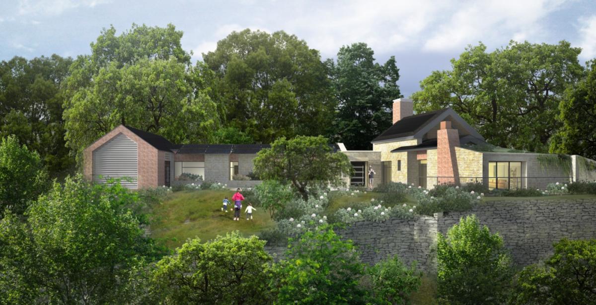 'Revolutionary' Folly Clough home approved despite 500 objectors