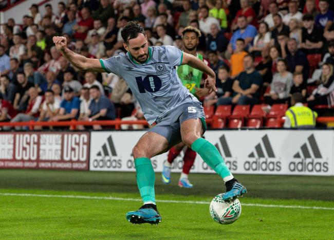 Greg Cunningham played 10 times for Rovers before injury struck