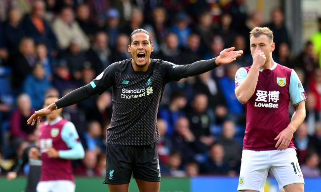 Burnley worked hard, but found it tough against European Champions Liverpool as they lost 3-0