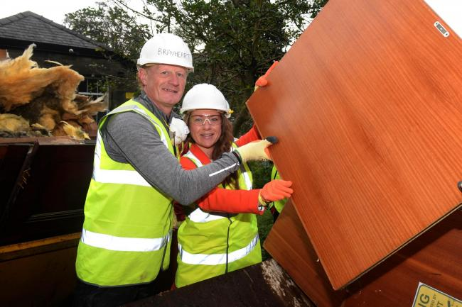DIY SOS in Blackburn — It's a big job and they need your help