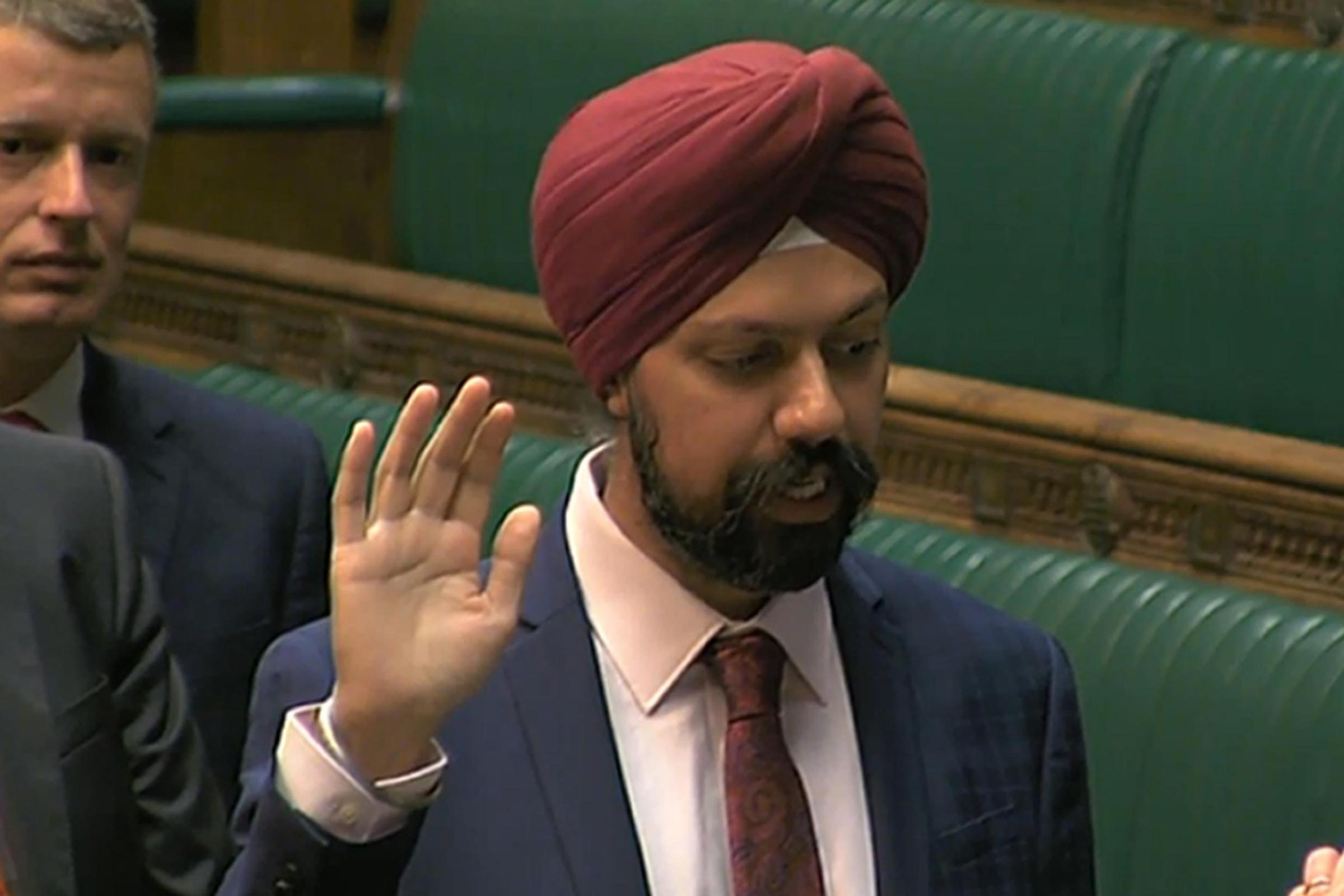 Johnson faces calls to apologise for Muslim 'letterbox