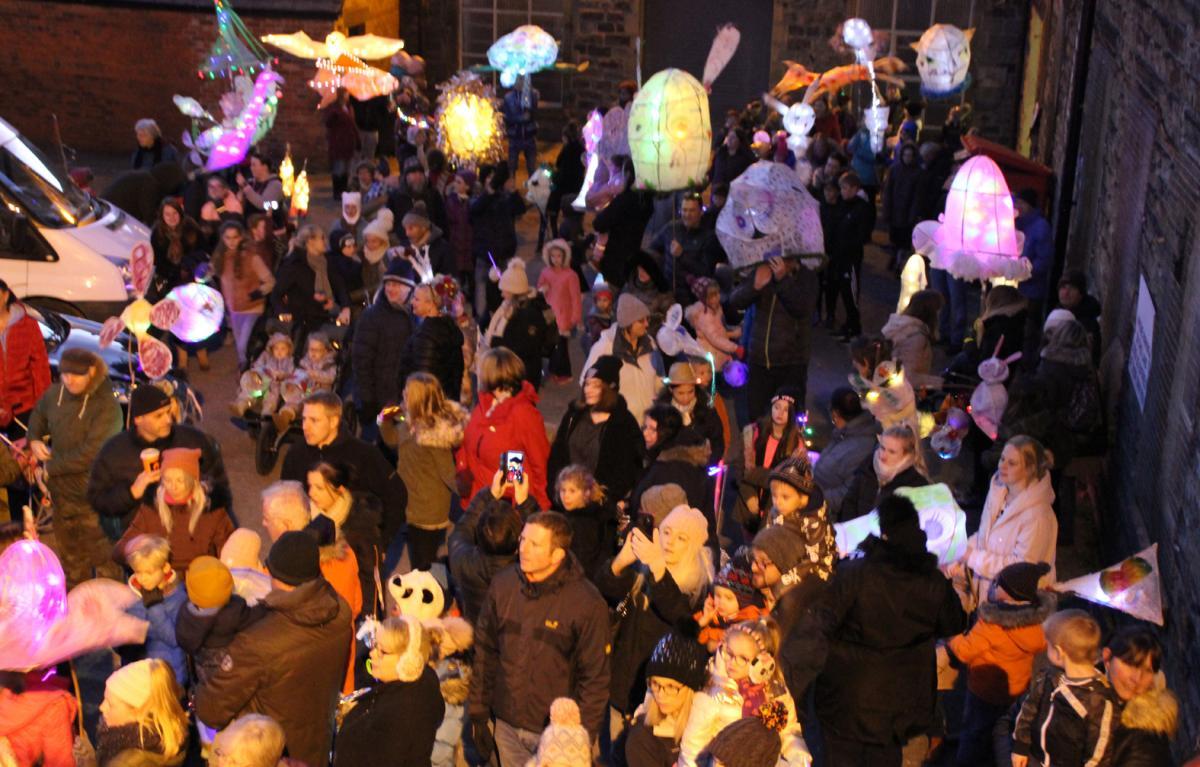 Start a lantern parade | Eden Project Communities | 767x1200