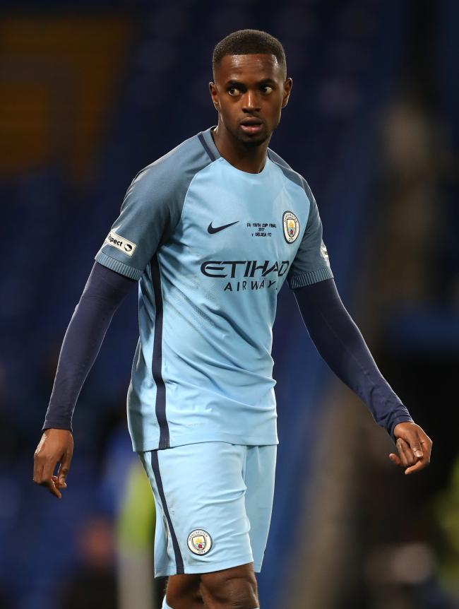 Sadou Diallo started his career with Manchester City