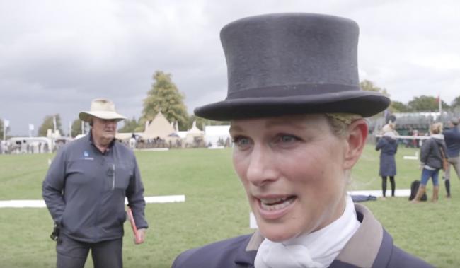 Tindall optimistic as new horse takes step forward at