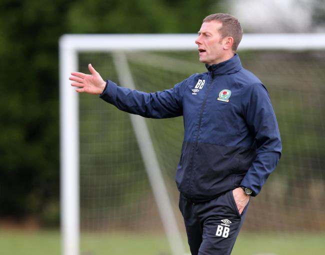 Rovers Under-23s boss Billy Barr took charge last month