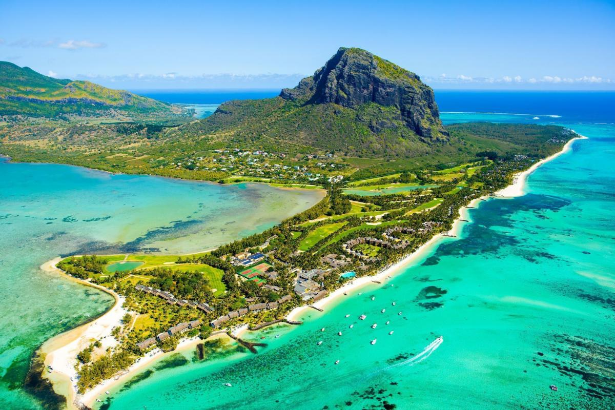 It won't take long to fall in love with Mauritius